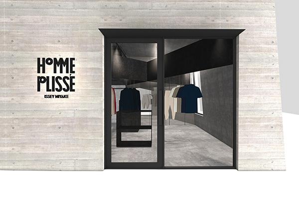 HOMME PLISSÉ ISSEY MIYAKE(オム プリッセ イッセイ ミヤケ)代官山店 オープン
