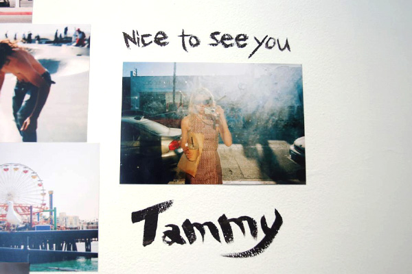 "【INTERVIEW】Photographer Tammy Volpe ""NICE TO SEE YOU"""
