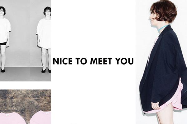 """国内外の若手デザイナーを紹介する""""NICE TO MEET YOU"""" 渋谷 DESPERADOで開催中"""