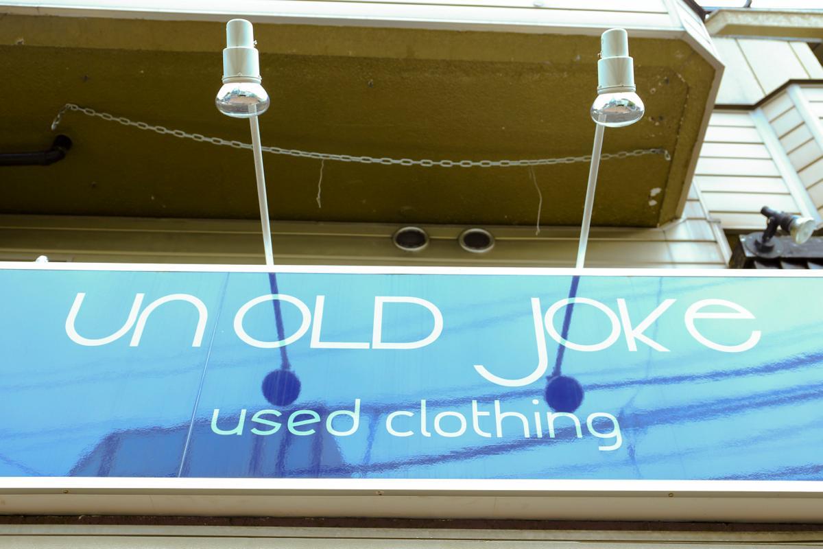 原宿・古着屋 Un Old Joke(アンオールドジョーク)一対一で伝える古着愛