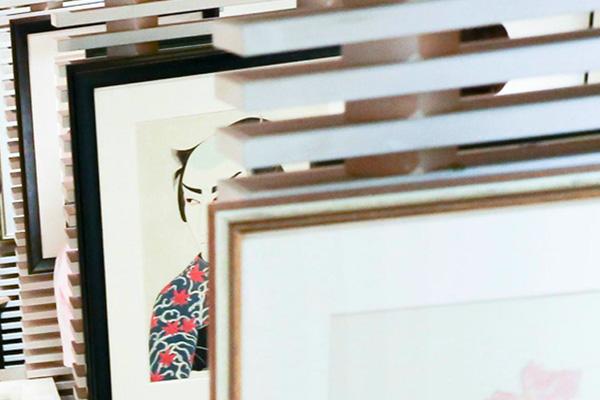 matohu 表参道本店5周年記念「立原位貫 木版画で日本の美に触れる」展を開催