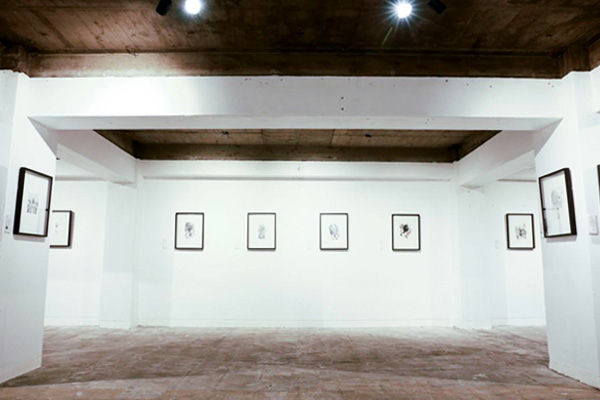 グラフィックアーティスト・CALVIN HO(カルヴィン・ホー)個展「MEMORIES」 ギャラリー&マーケットプレイス「デザイン小石川」
