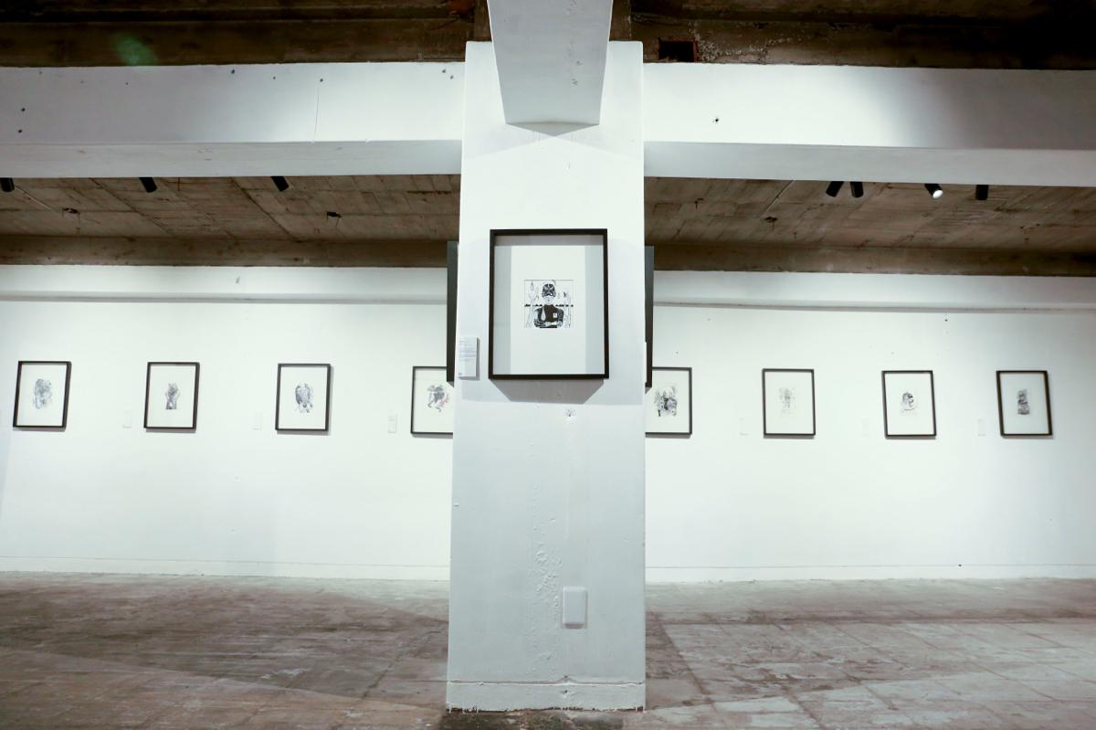 グラフィックアーティスト CALVIN HO(カルヴィン・ホー) 個展「MEMORIES」 ギャラリー&マーケットプレイス「デザイン小石川」
