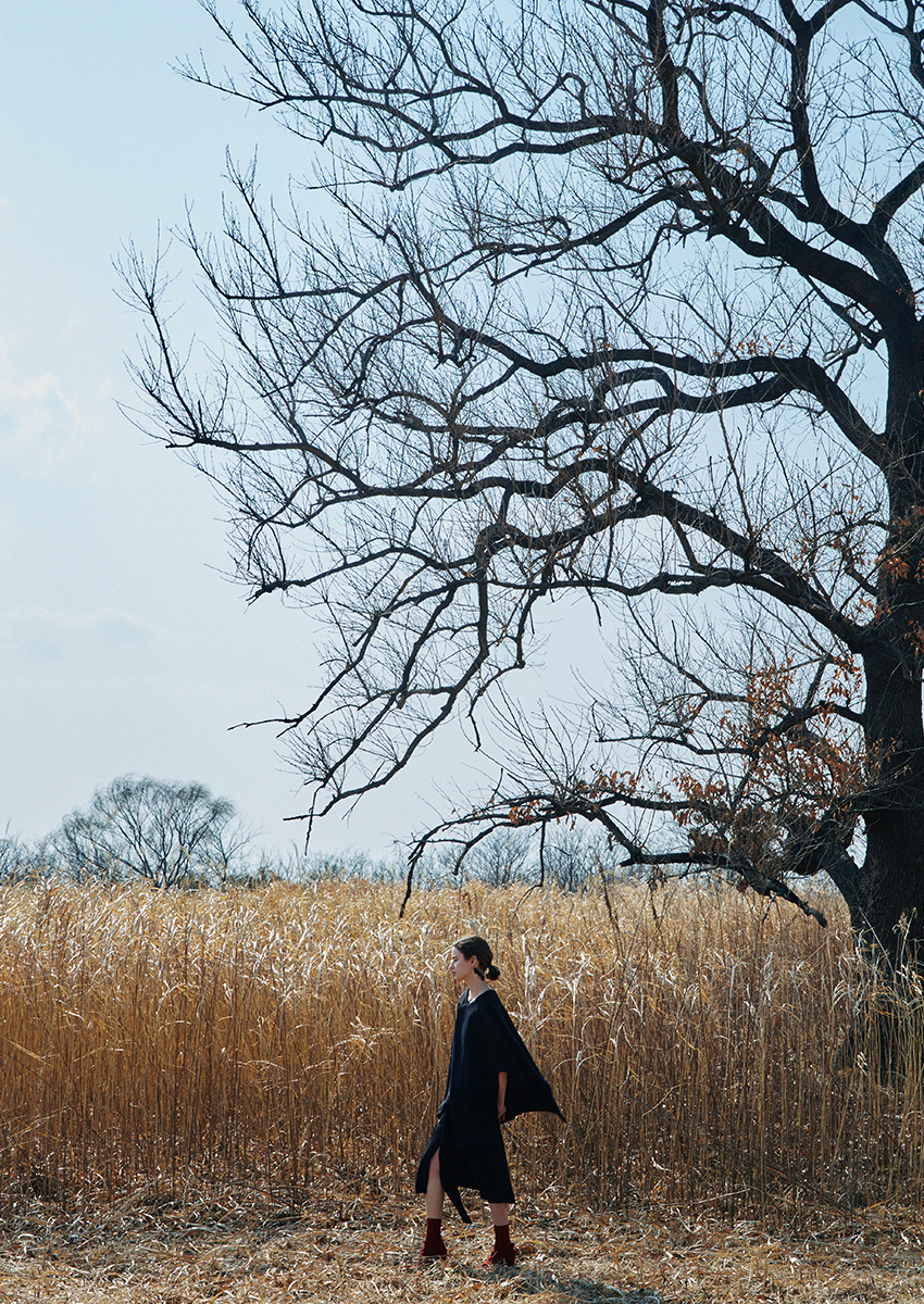 JEAN GENIE & HUNGRY FREAKS, DADDY(ジーン ジニー アンド ハングリー フリークス , ダディ)の2016-17年秋冬コレクション。