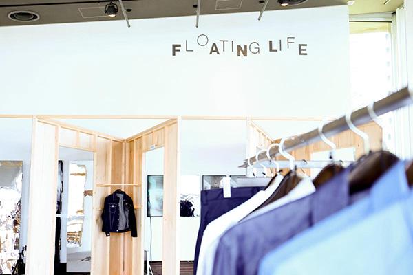 "「MITSUSHI YANAIHARA(ミツシヤナイハラ)」展覧会「FLOATING LIFE展 ""浮世に着る服""」"