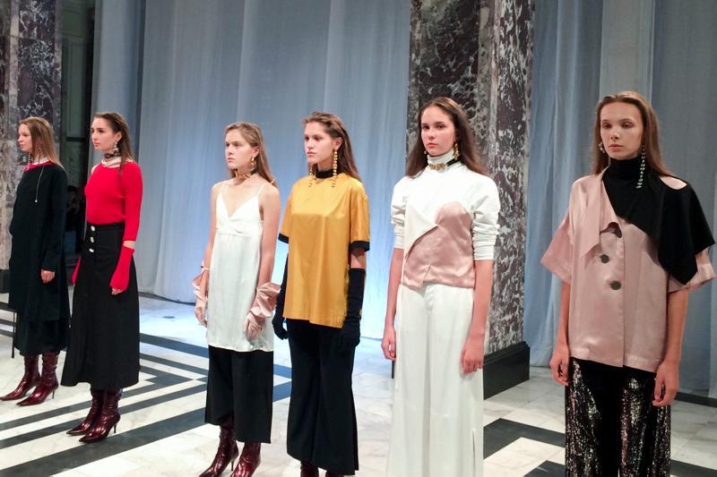 中国で注目の若手デザイナーを紹介 「YIRANTIAN(イランシャン)」2017年春夏コレクション