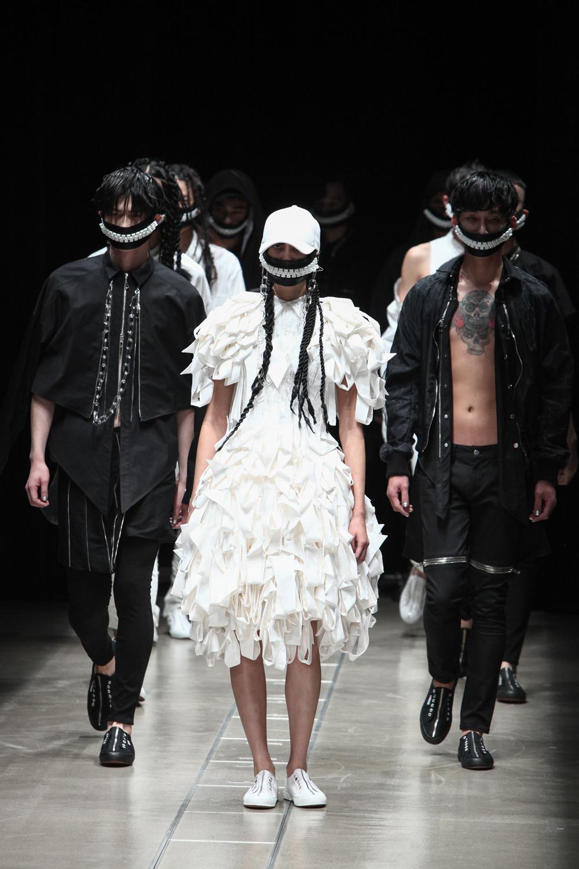 「ACUOD by CHANU(アクオド バイ チャヌ)」の2017年春夏コレクション