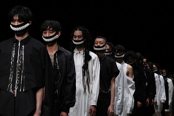 「ACUOD by CHANU(アクオドバイチャヌ)」の2017年春夏コレクション