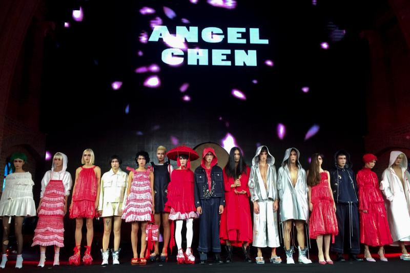 中国で注目の若手デザイナーを紹介 「ANGEL CHEN(エンジェル チェン)」