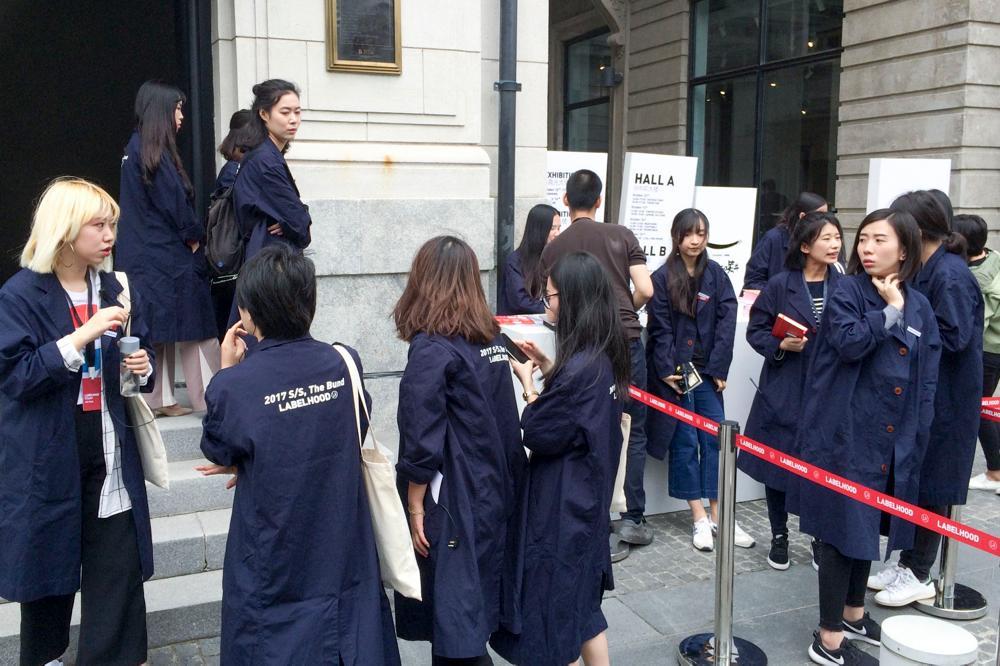 中国で注目の若手デザイナーが集結 上海のファッション・フェスティバル「LABELHOOD」