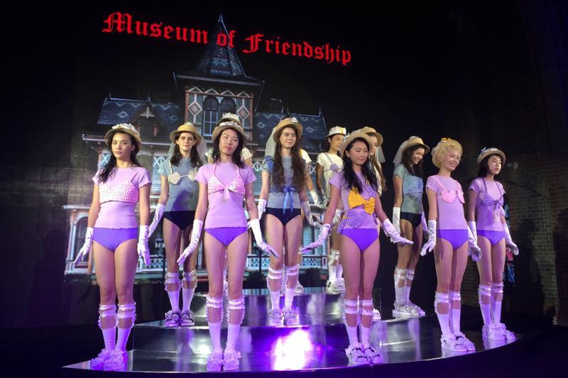 注目の中国ブランド「Museum Of Friendship(ミュージアム オブ フレンドシップ)」