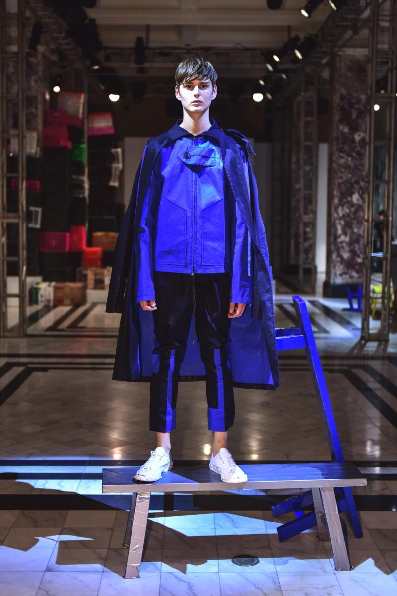 中国で注目の若手デザイナーを紹介 「PRONOUNCE(プロナウンス)」。2017年春夏コレクションのテーマは「Slow Down(スローダウン)」。