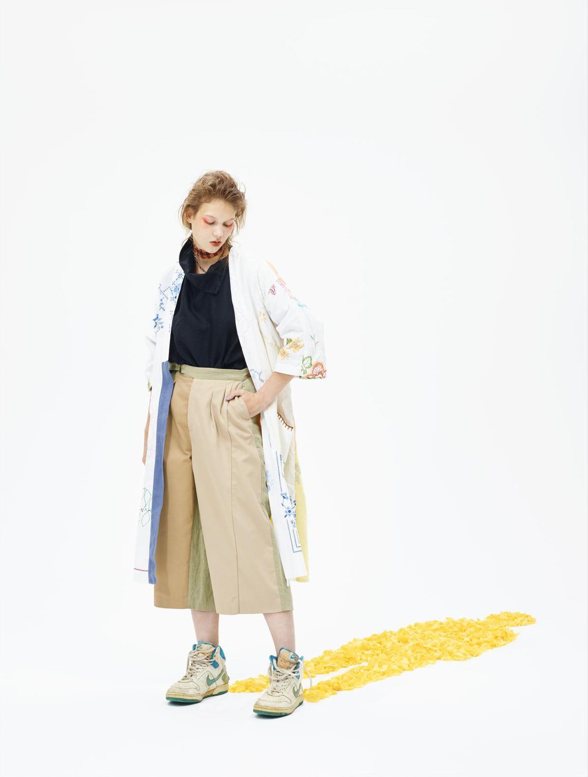 YEAH RIGHT!! (イェーライト)2017年春夏コレクション「Re : Flower」