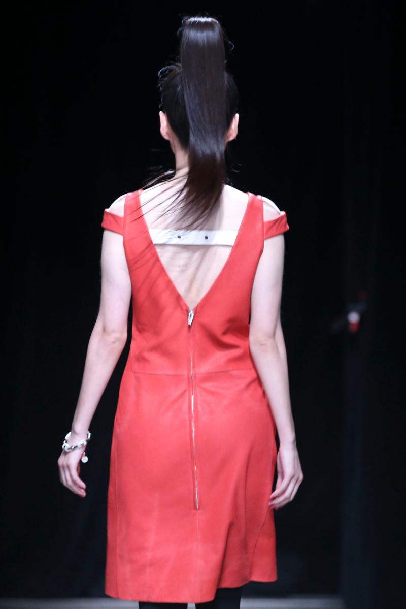 LEONARD WONG(レオナード・ウォン)2017年春夏コレクション 秋本梢 ayabambi アヤバンビ