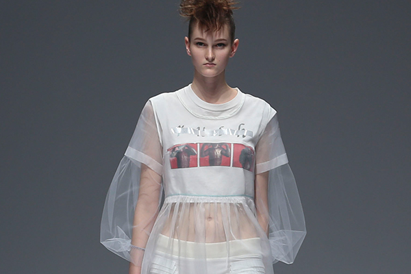 2016 Tokyo 新人デザイナーファッション大賞