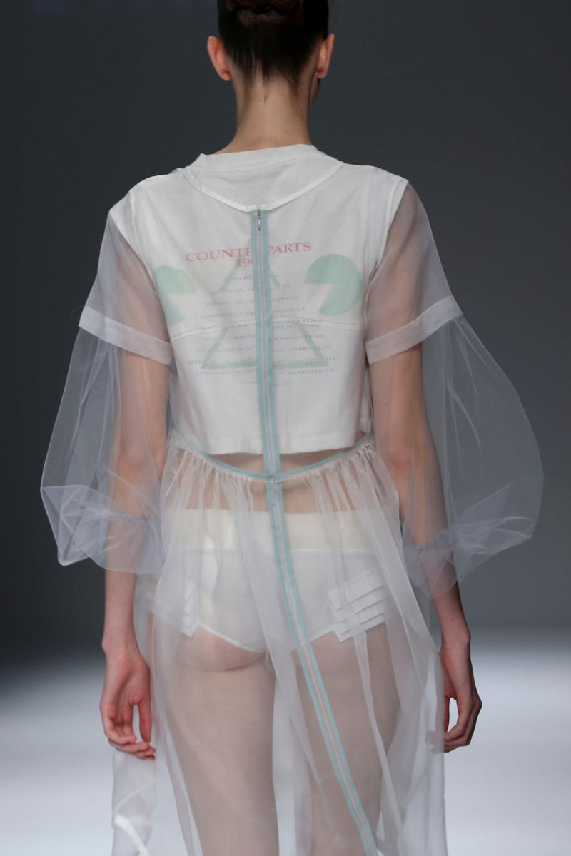 2016 Tokyo 新人デザイナーファッション大賞(The Tokyo New Designer Fashion Grand Prix)HELMAPH & RODITUS(ヘルマフ & ロディタス)