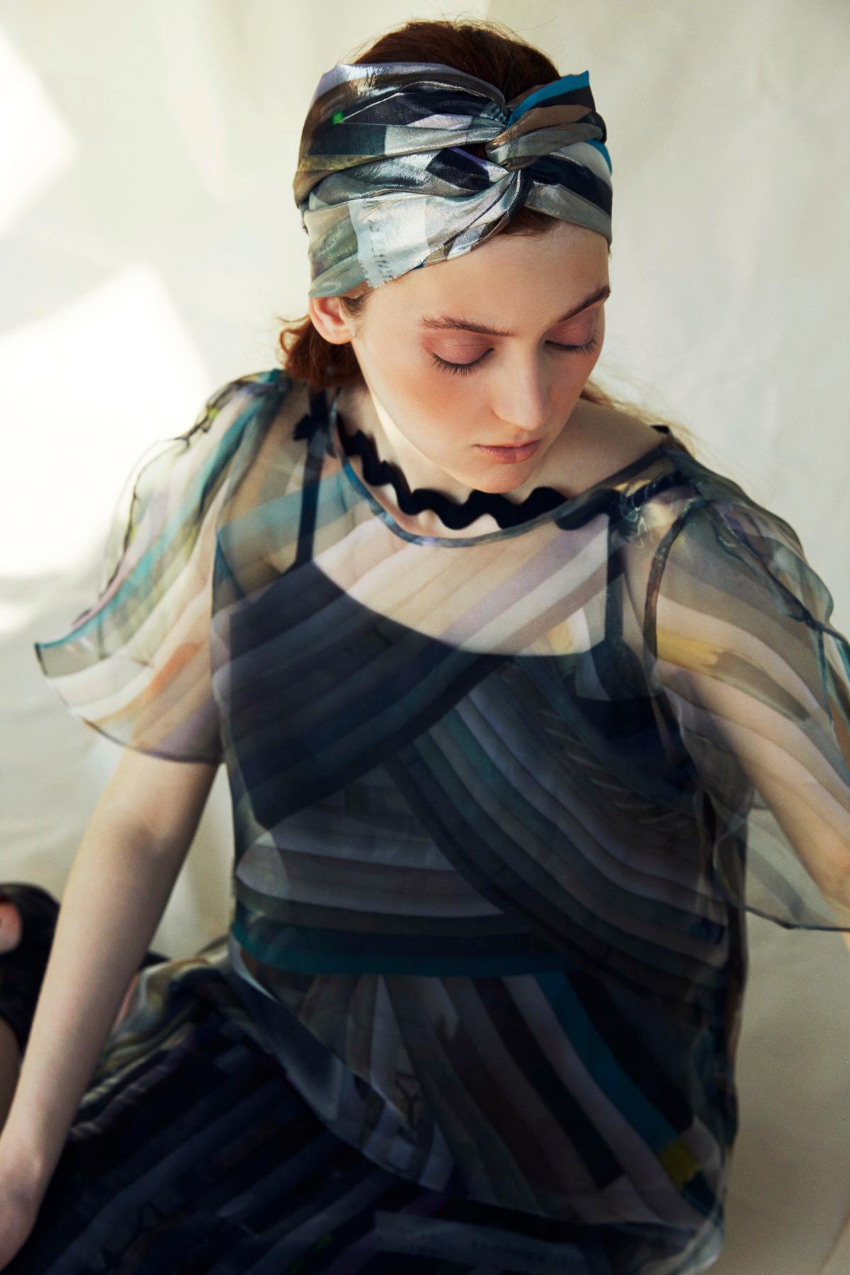 「Romei(ロメイ)」の2017年春夏コレクション。テーマは「MIGRATION(マイグレーション)」。