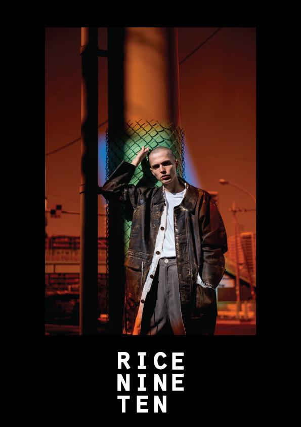 RICE NINE TEN (ライス ナイン テン)2017-18年秋冬コレクション