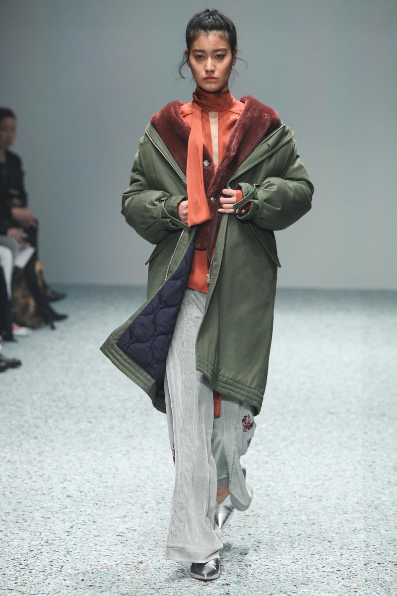 5-knot(ファイブノット)の2017-18年秋冬コレクション。「旅とVintage」