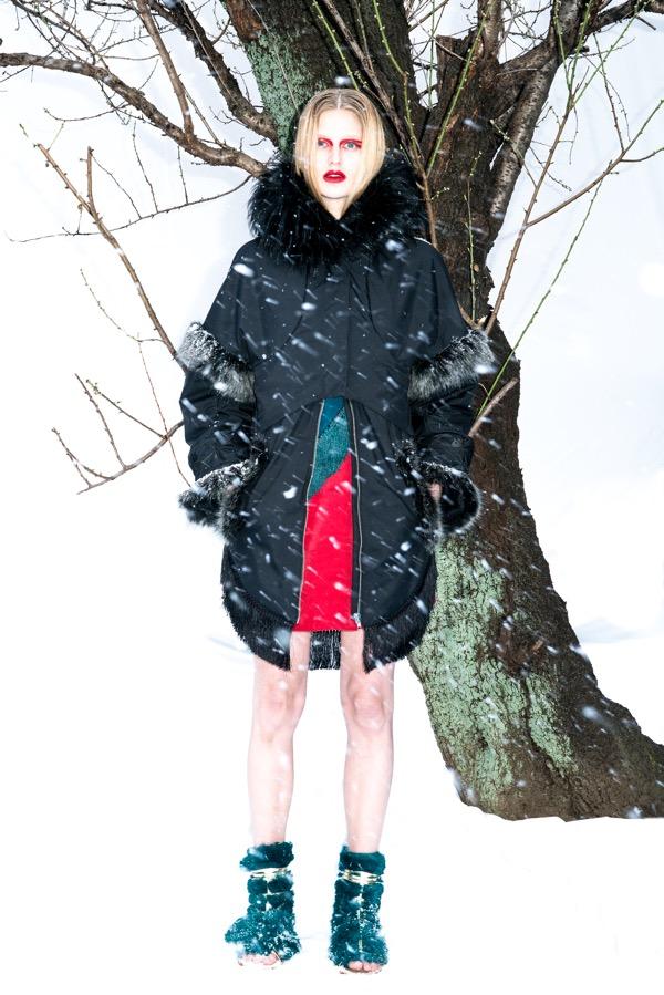 ANDYKEY(アンディーキー)2017-18年秋冬 コレクション