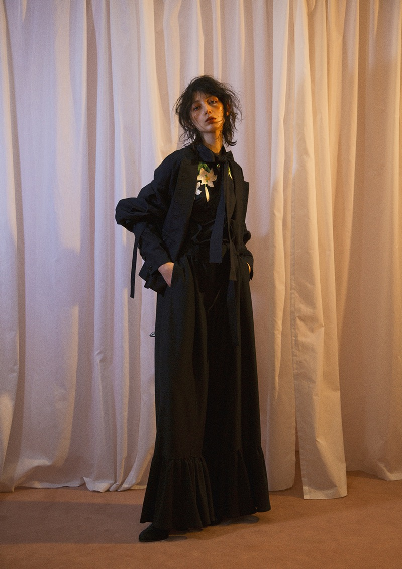 EAUSEENON(オウシーナン)2017-18年秋冬 コレクション