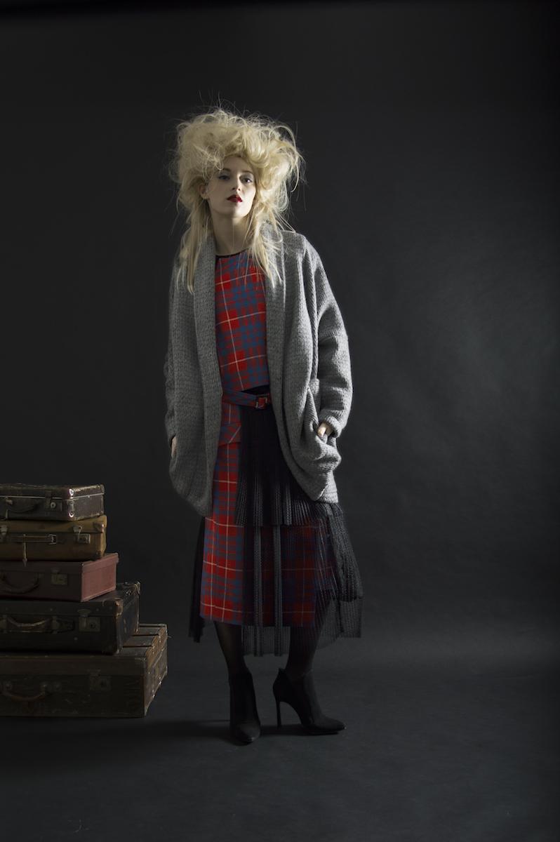 Ventriloquist(ヴェントリロクイスト)2017-18年秋冬 コレクション