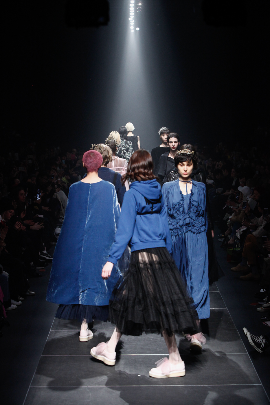 Chika Kisada(チカ キサダ)2017-18年秋冬 コレクション