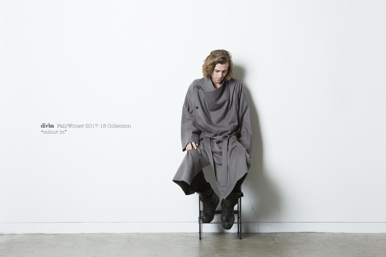 divka(ディウカ)2017-18年秋冬 コレクション