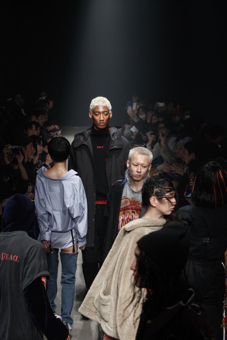 doublet(ダブレット)2017-18年秋冬 コレクション