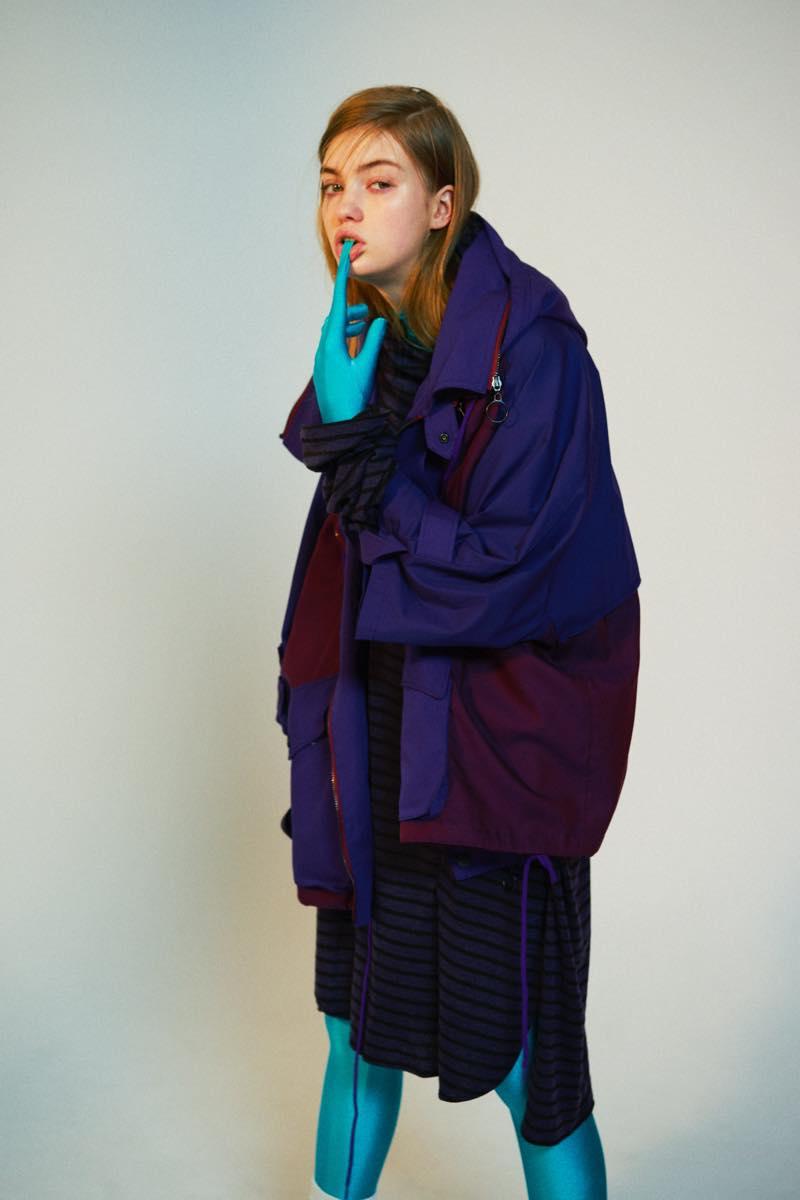 JUVENILE HALL ROLLCALL(ジュヴェナイルホールロールコール)2017-18年秋冬 コレクション