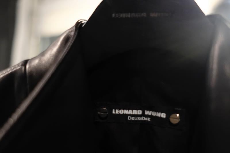 LEONARD WONG(レオナード・ウォン)2017-18年秋冬 コレクション