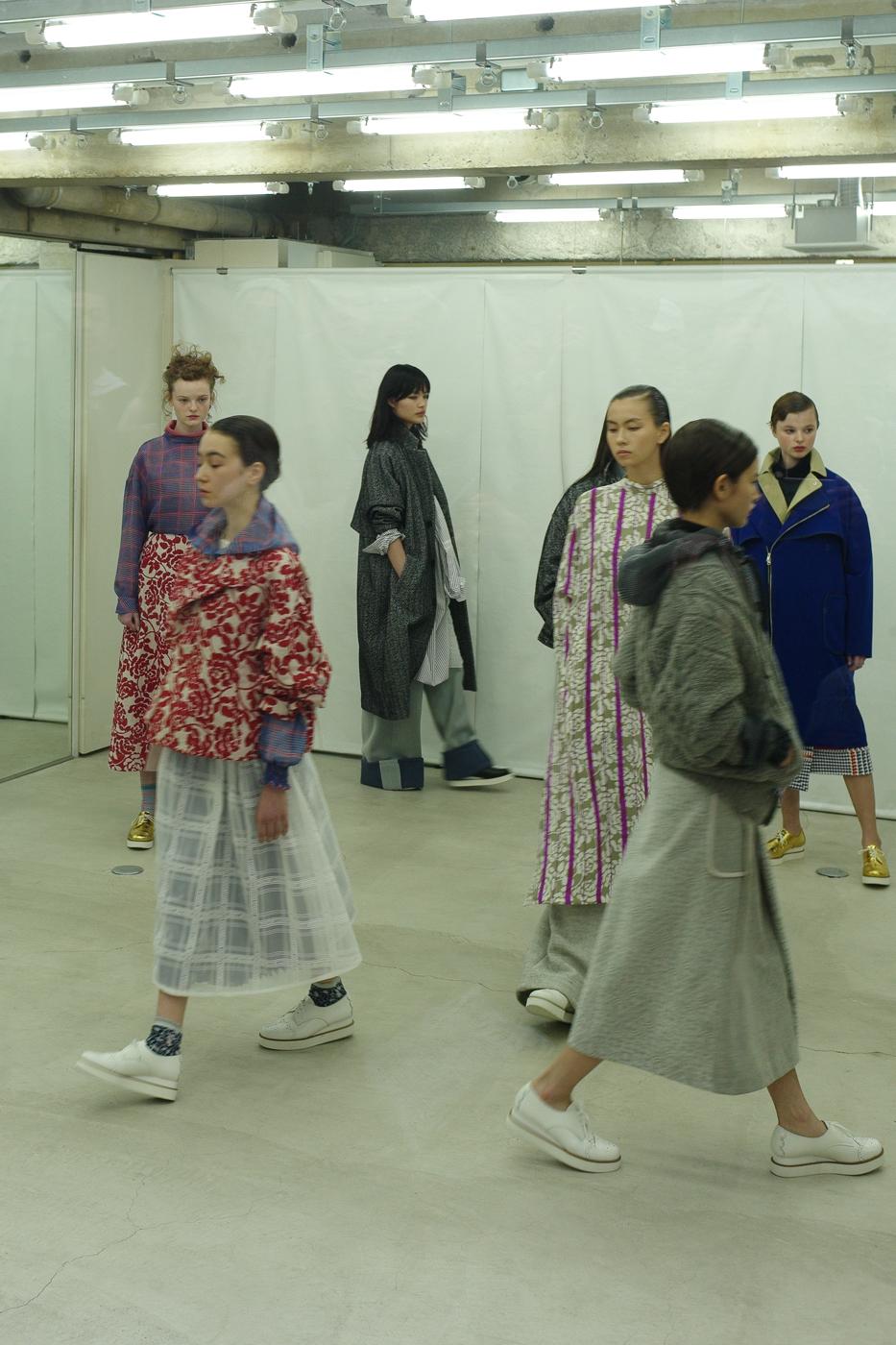 mintdesigns(ミントデザインズ)2017-18年秋冬 コレクション