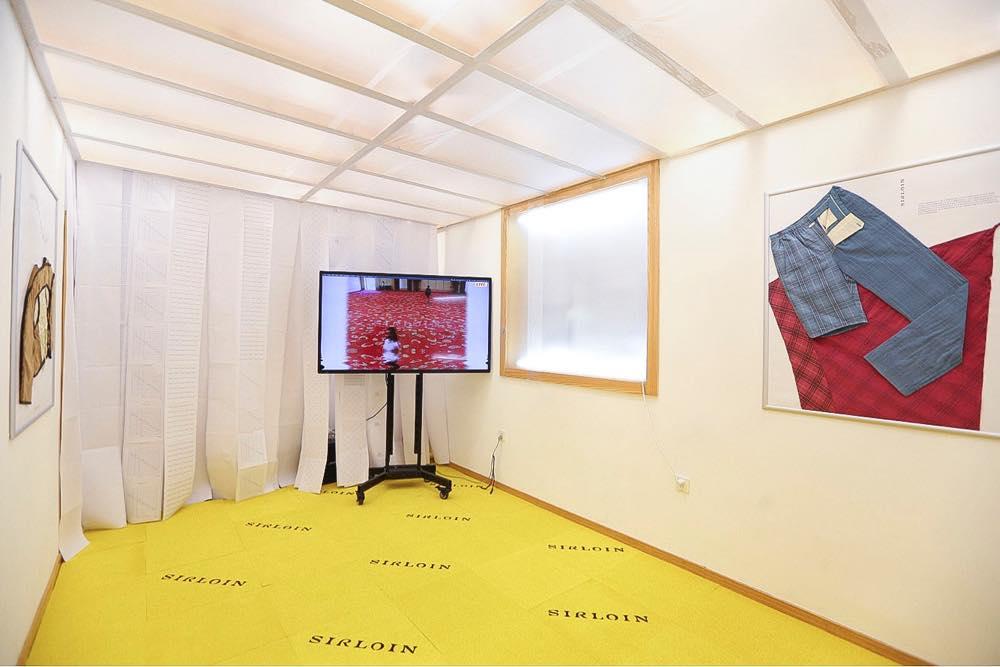 中国で注目の若手デザイナー 「SIRLOIN(サーロイン)」の2017年秋冬コレクション