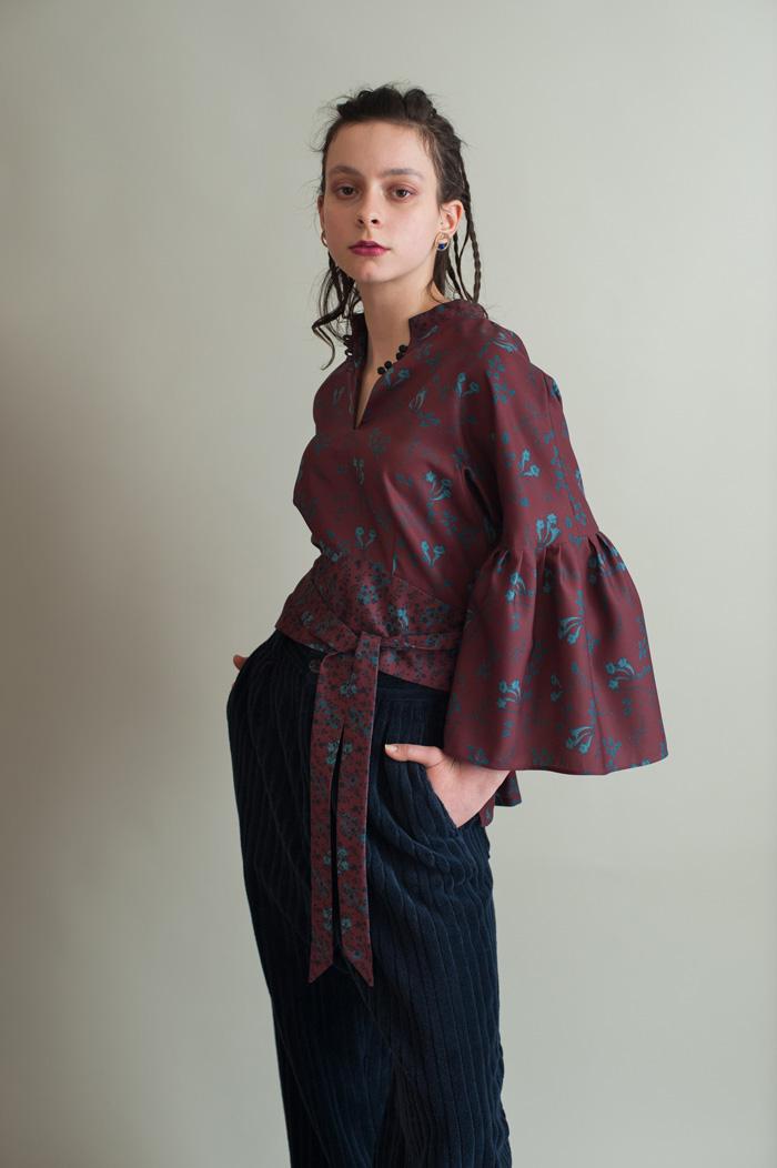 BANSAN (バンサン) 2017-18年秋冬 コレクション