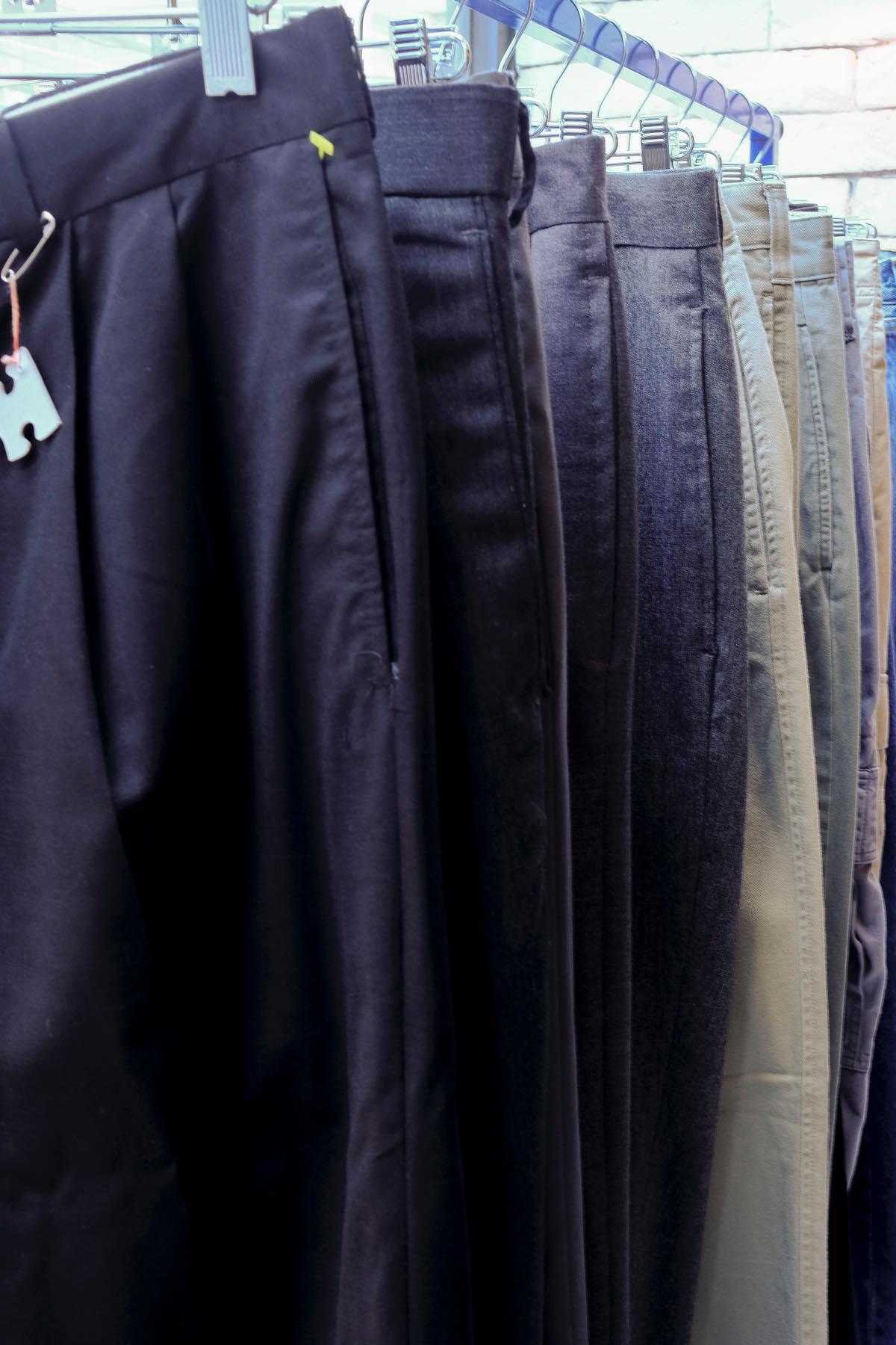 東京・下北沢の古着屋 iroha(イロハ)モード&ストリートにこだわった古着