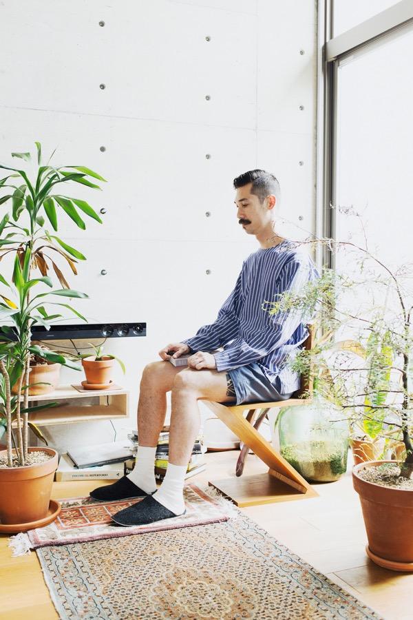 meanswhile(ミーンズワイル)2016年春夏 コレクション