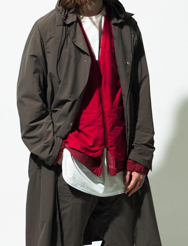 meanswhile(ミーンズワイル)2017年春夏 コレクション