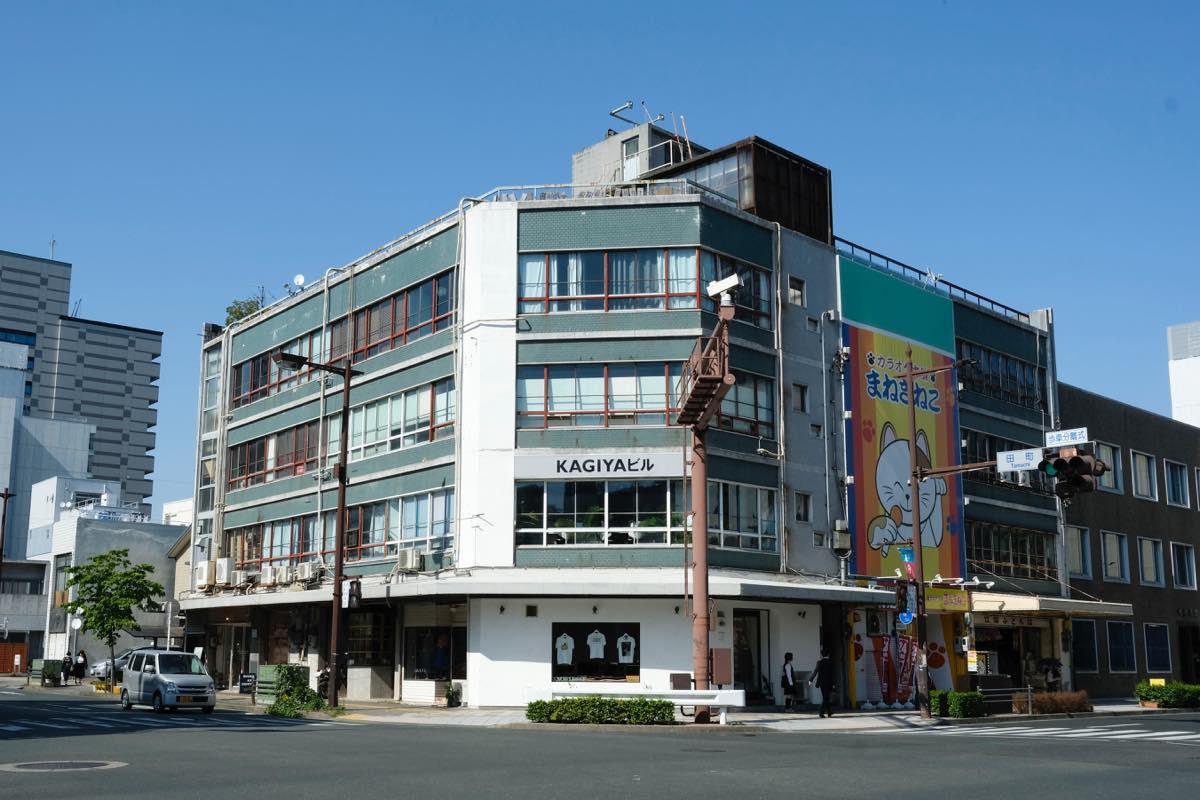 静岡・浜松、クリエイターのためのショップ&ワーキングスペースとしてオープンした「カギヤビル」。
