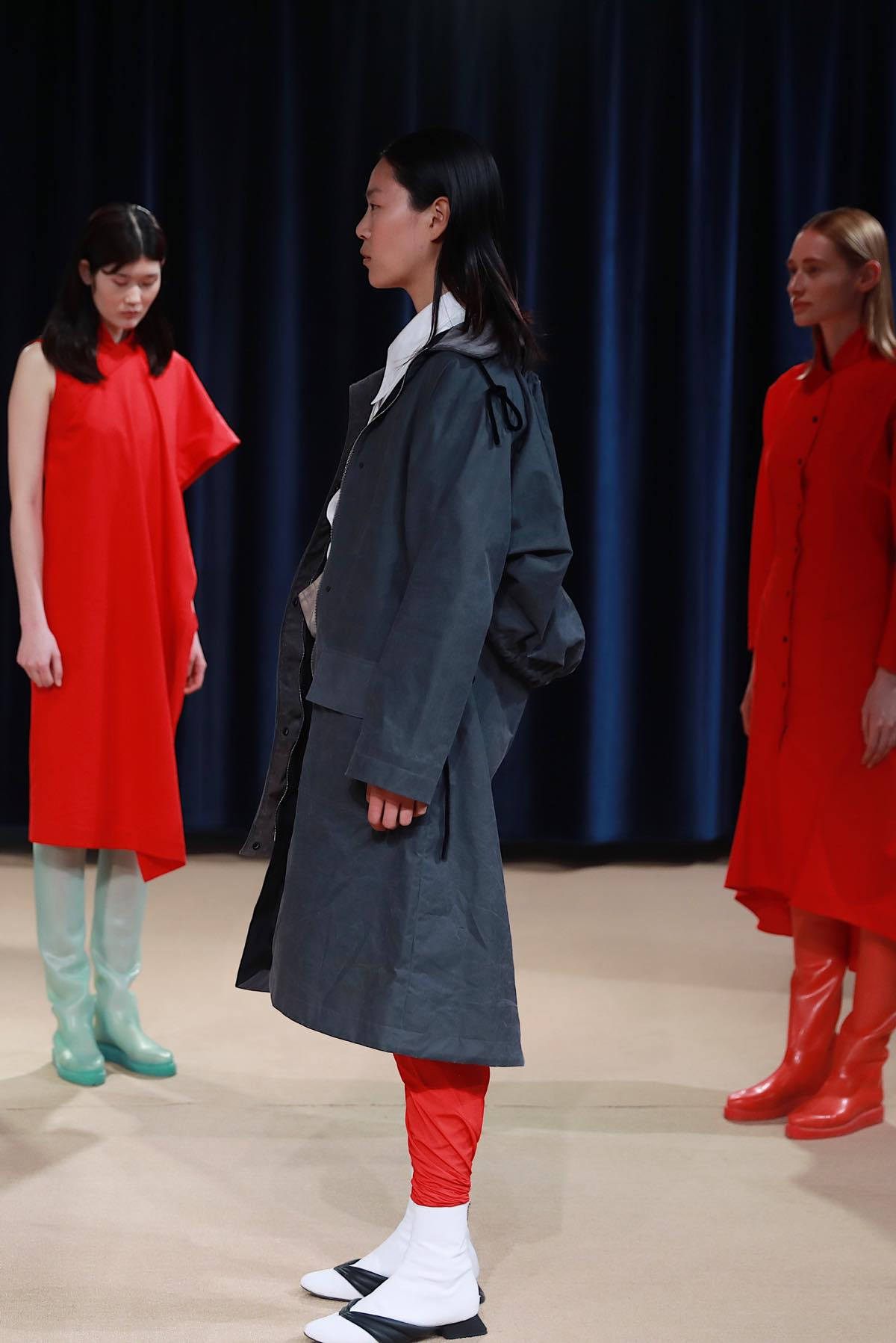 中国で注目の若手デザイナー 「SAMUEL Gui YANG(サミュエル グイ ヤン)」の2017年秋冬コレクション