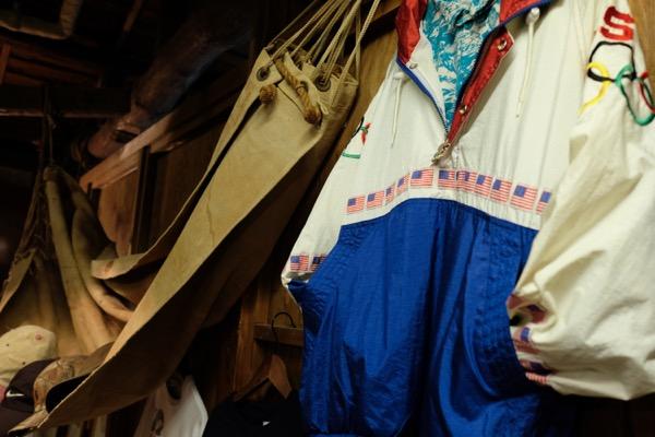 吉祥寺・古着屋 dracaena(ドラセナ)年代問わず上質なアイテムをアメリカ・カナダからセレクトする、吉祥寺の隠れ家的ヴィンテージ古着のお店