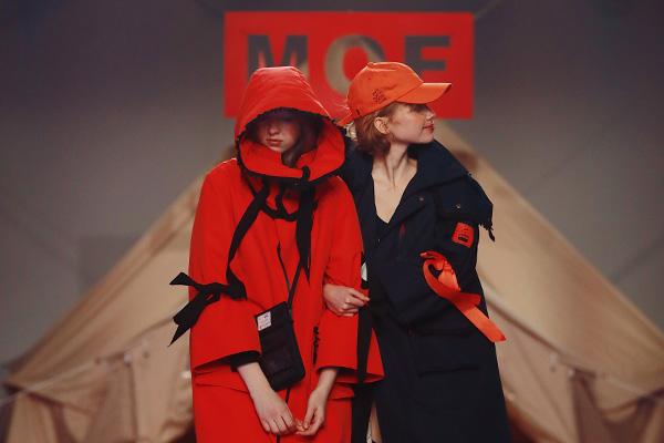 中国で注目の若手デザイナー 「Museum Of Friendship(ミュージアム オブ フレンドシップ)」の2017年秋冬コレクション