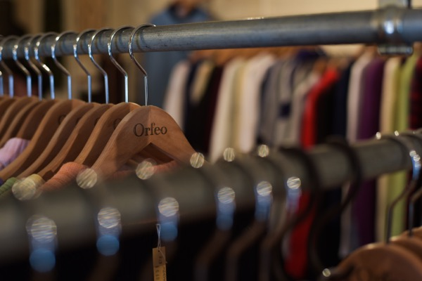 東京・吉祥寺の古着屋「Orfeo(オルフェオ)」。ただ古着を売るだけでは、つまらない