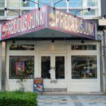 静岡・浜松の古着屋&セレクトショップ「Precious Junk(プレシャスジャンク)」。圧倒的な量のレディース、メンズ、雑貨、インテリアが揃うポップでカラフルな世界観