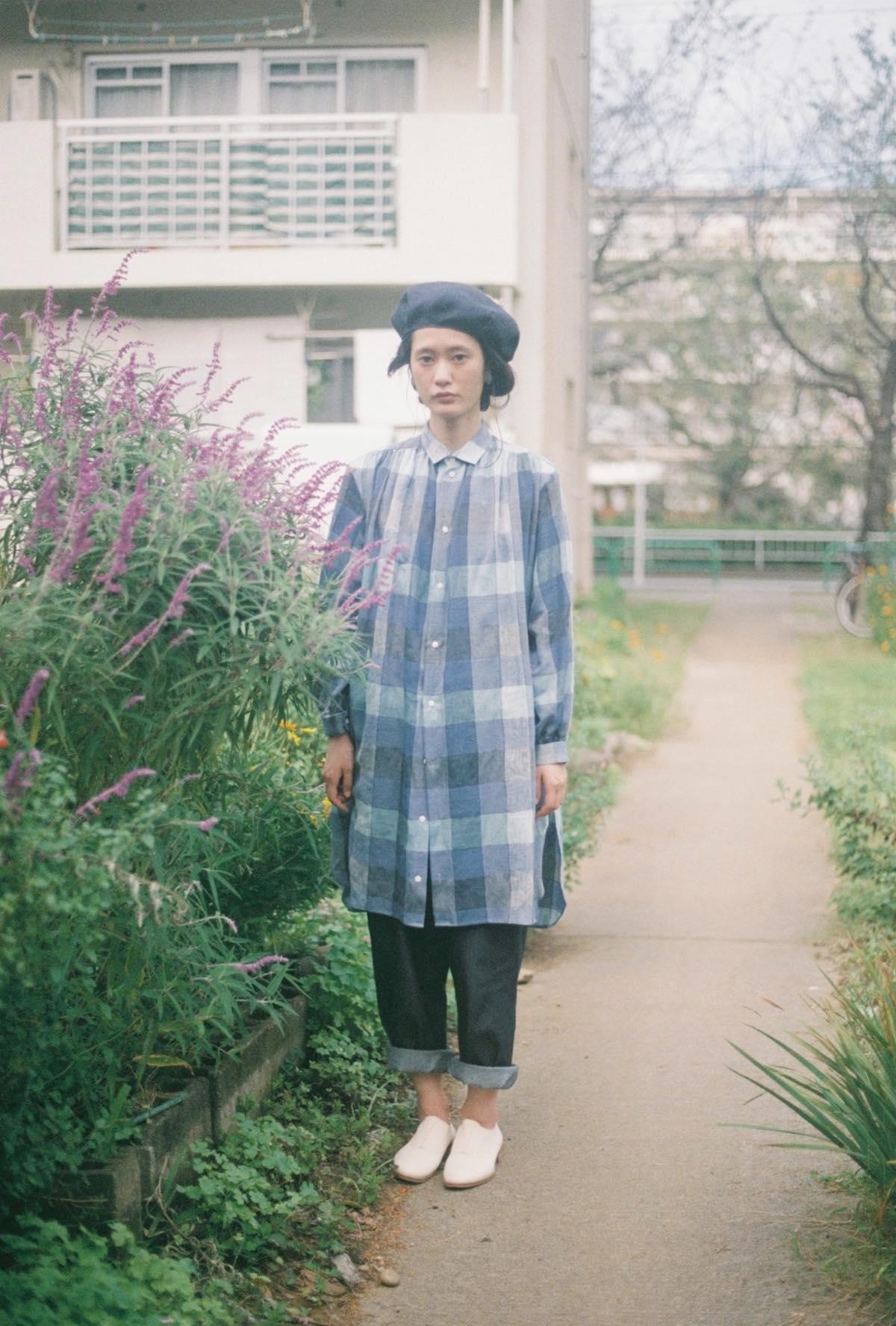 rikolekt(リコレクト)の2017年春夏コレクション。テーマは「here」。