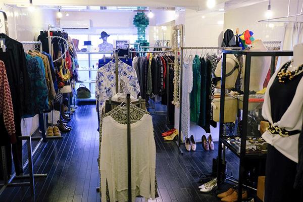 東京・渋谷の古着屋「突撃洋服店」 時代・ジャンル・カテゴリーに関係なく、スタイルという価値観を提案