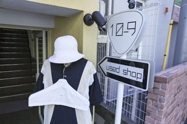 東京・原宿の古着屋 10-9(トーク)ドメスティックブランドのおもしろさを