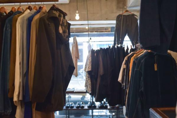 東京・三軒茶屋の古着屋 BANK(バンク)古着の魅力は時間の経過、それが古着の存在感
