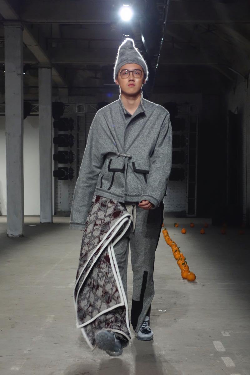 中国で注目の若手デザイナー 「PRONOUNCE(プロナウンス)」の2017年秋冬コレクション