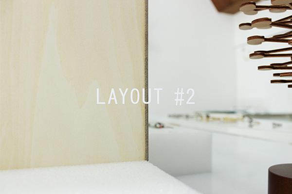 ファッションレーベル「Jens(イェンス)」が、店舗と共に作家を紹介し、作家と共に店舗空間を編集するイベント「LAYOUT」の第2回を開催