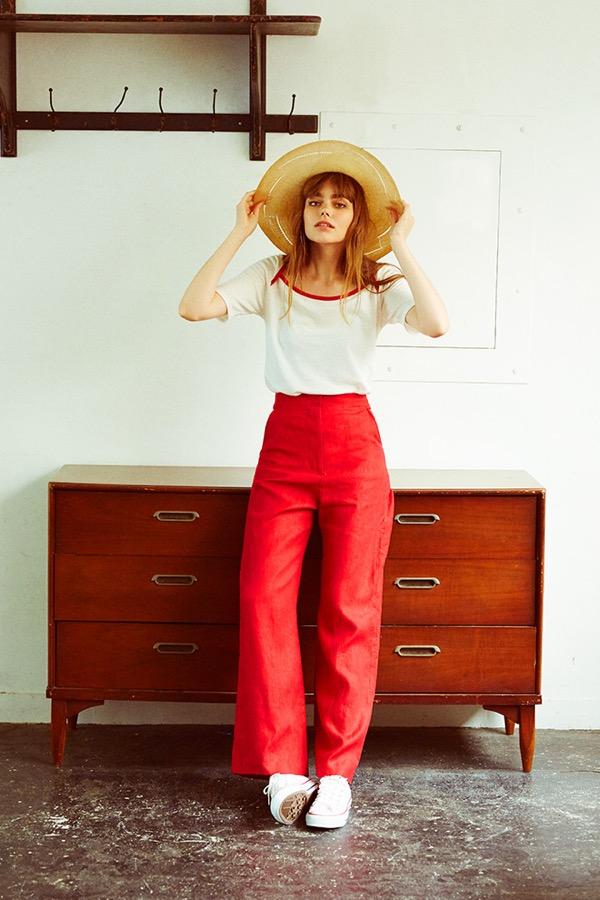 RUMBLE RED(ランブルレッド)2018年春夏 コレクション